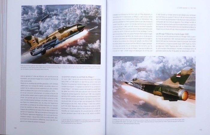 missiles de combat