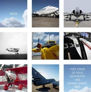 Musee Air et Espace_voeux 2021